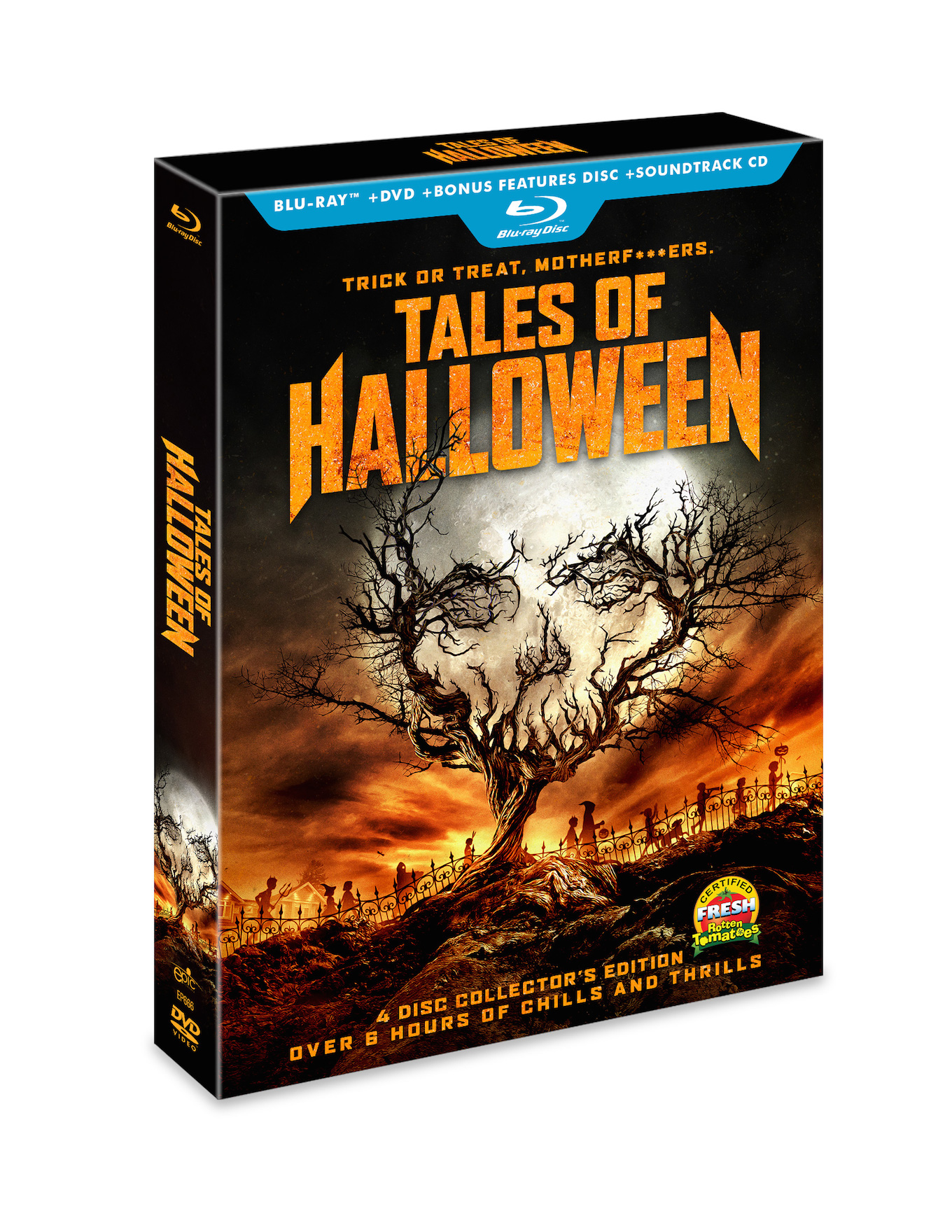 Halloween Dvd Box Set.Tales Of Halloween Arrives In September From Epic Pictures Sci Fi
