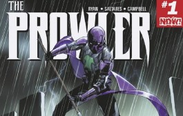 Preview of The Prowler #1 from Marvel Comics