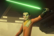 Star Wars Rebels: Steps into the Shadow: Parts I and II CLIP
