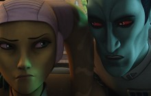 Star Wars Rebels: The Menace of Thrawn - Hera's Heroes CLIP