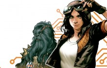 Star Wars: Doctor Aphra #1 from Marvel Comics