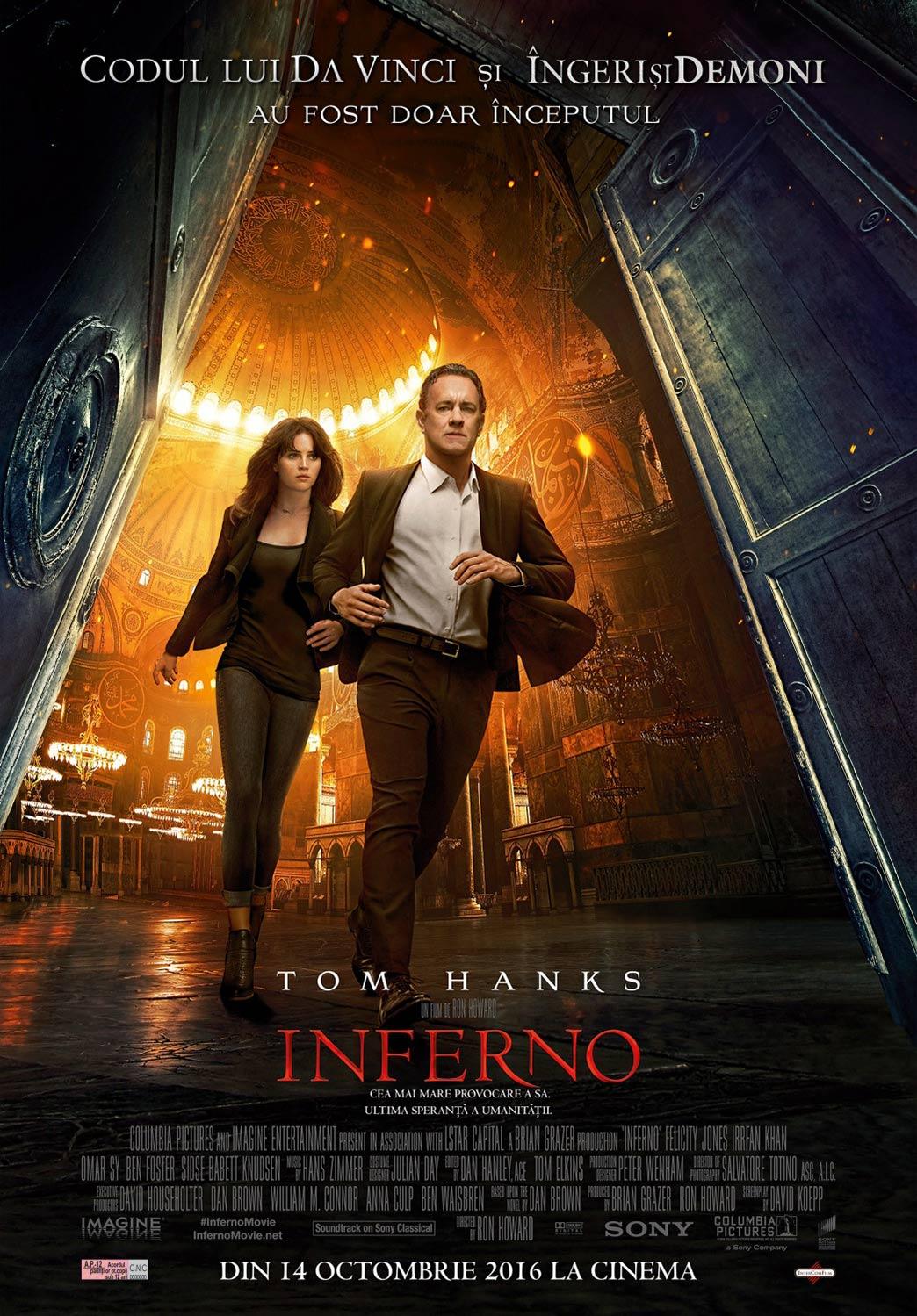 Inferno (2016) Bluray Subtitle Indonesia