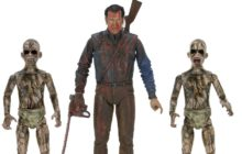 New Figures this Week from NECA! Ash vs Evil Dead and Christmas Vacation