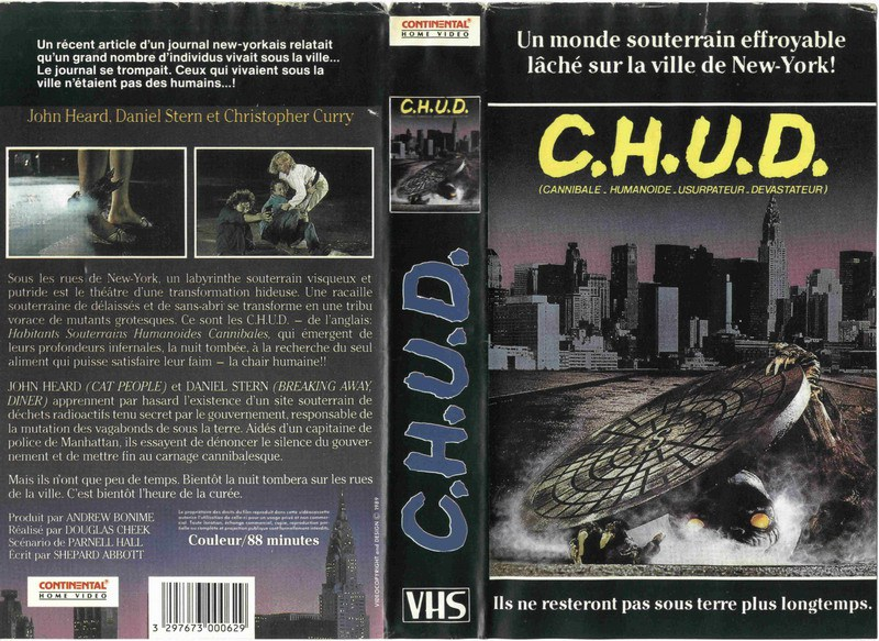 what does chud stand for