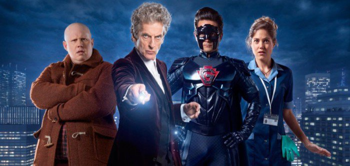 DOCTOR WHO CHRISTMAS SPECIAL TRAILER Arrives | Sci-Fi Movie Page
