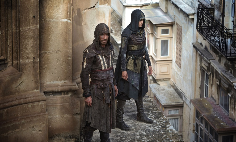 Assassin S Creed Movie Review Sci Fi Movie Page