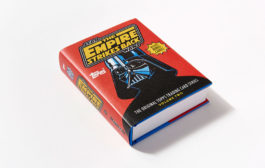 Star Wars: The Empire Strikes Back/Return of the Jedi Topps Trading Card Book Review