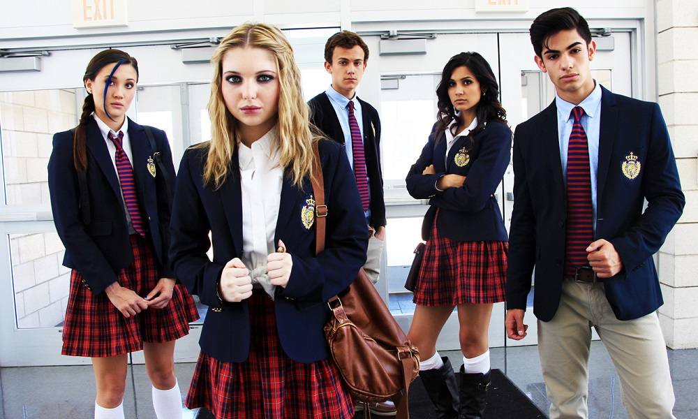 Exclusive Clip from Bad Kids of Crestview Academy