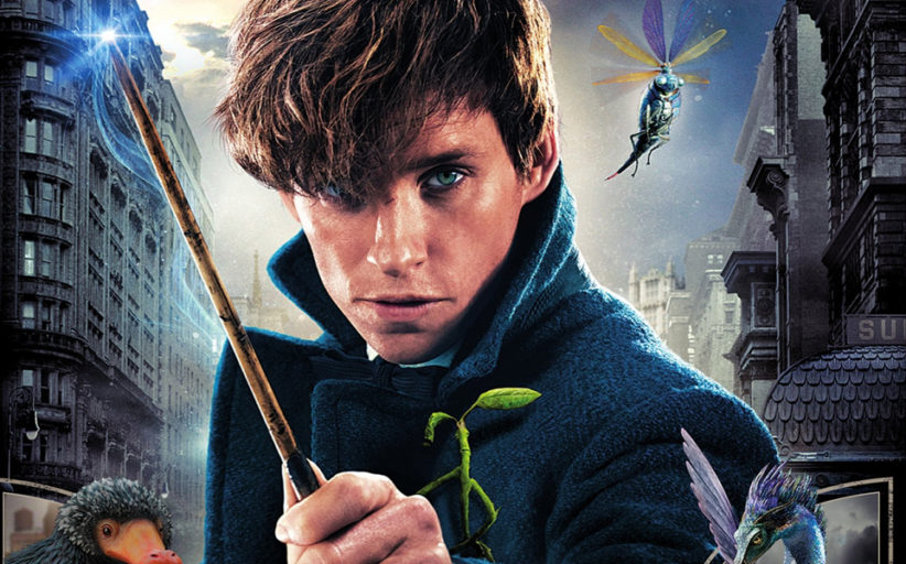 Fantastic Beasts and Where to Find Them - BLU-RAY REVIEW