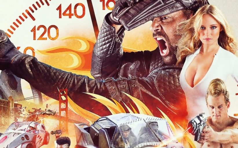SCI-FI NERD - Swing And A Miss - Death Race 2050 (2017): More From The King Of Cheese