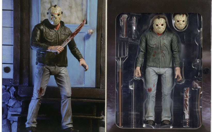 NECA Friday the 13th Ultimate Part 3 Jason 7
