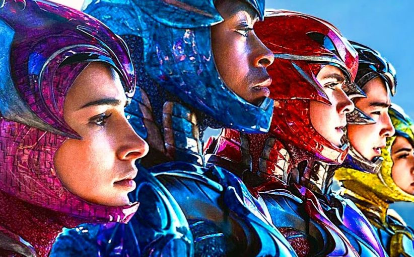 SCI-FI NERD - Future Movies - Power Rangers (2017): Its Morphin Time With The First Full Trailer