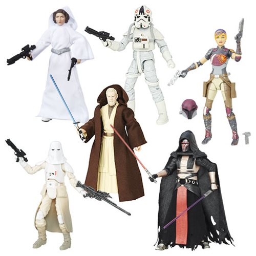 Black Series Wave 9