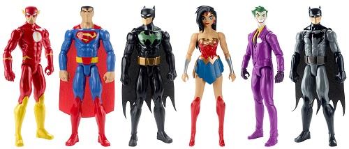 Mattel_Justice League Action_12in action figure asst