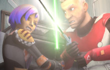 STAR WARS REBELS: LEGACY OF MANDALORE - CLIP AND IMAGES