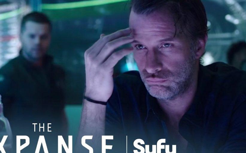 SCI-FI NERD - Genre TV - The Expanse (2017): Season 2, Episode 3 -