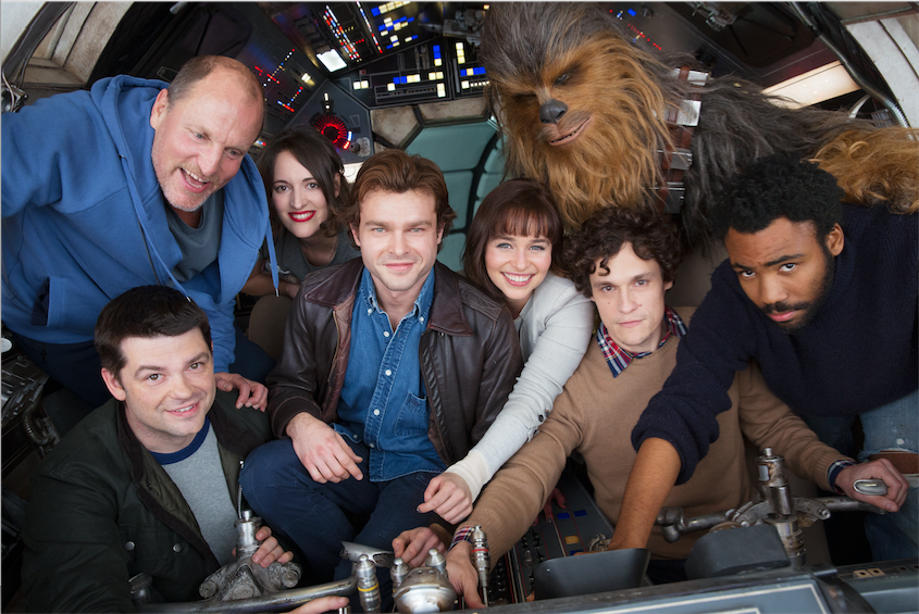 HAN SOLO - A NEW STAR WARS STORY