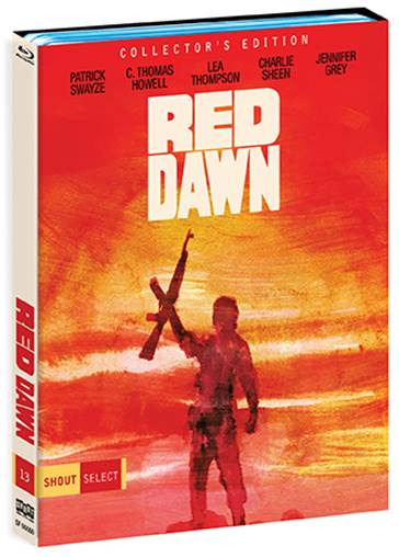RED DAWN Collector's Edition Blu-ray