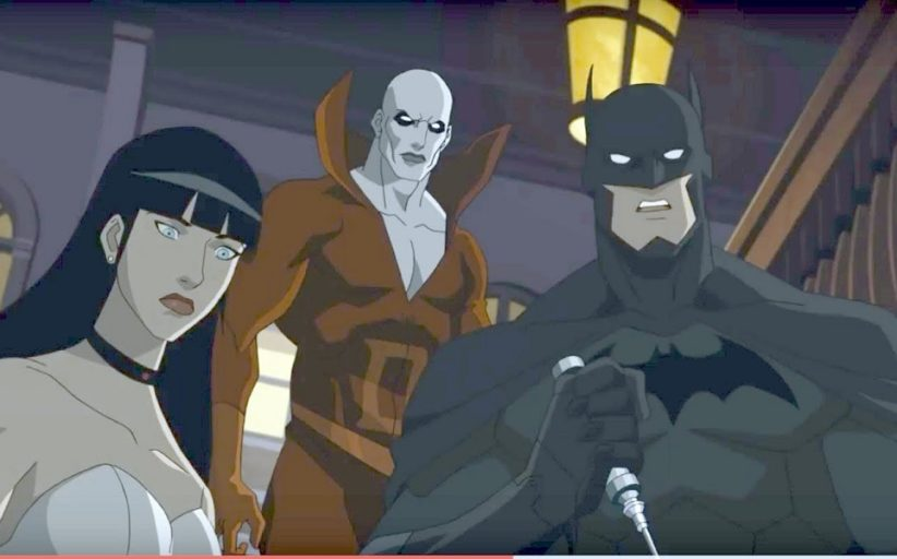 Justice League: Dark Blu-Ray Review