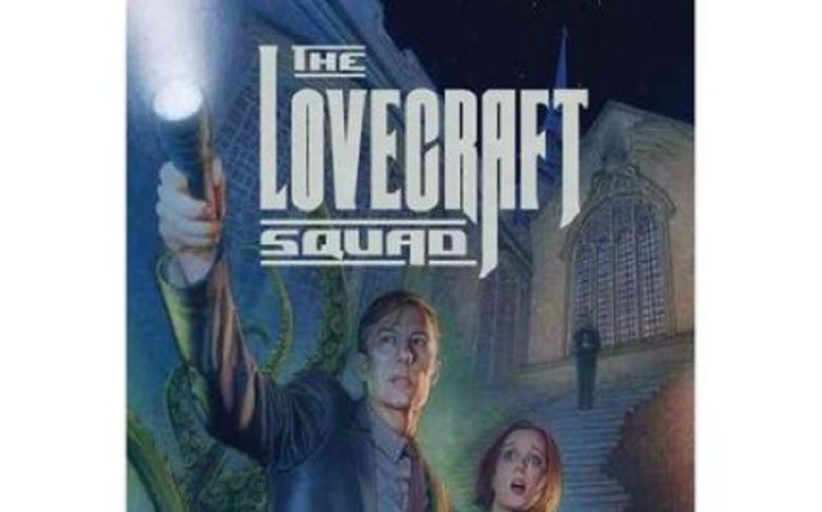 The Lovecraft Squad: All Hallows Horror Book Review