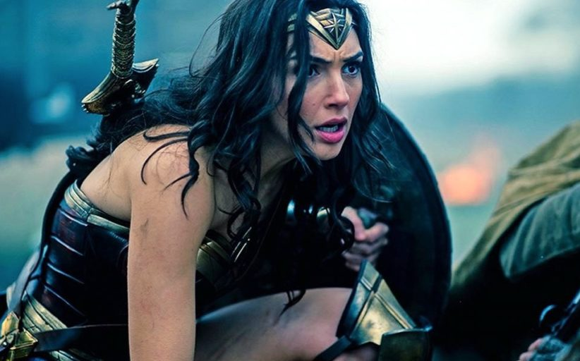 SCI-FI NERD - New Genre Classics - Wonder Woman (2017): A New International TV Spot Has Landed