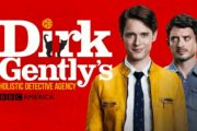 SCI-FI NERD - Genre TV - Dirk Gently's Holistic Detective Agency (2016): The Most Fun I Have Had Watching Genre TV This Year