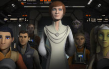 STAR WARS REBELS: Secret Cargo - New Clip and Images Arrive