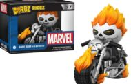 Funko Announces Fallout Vault Boy and Ghost Rider Dorbz!