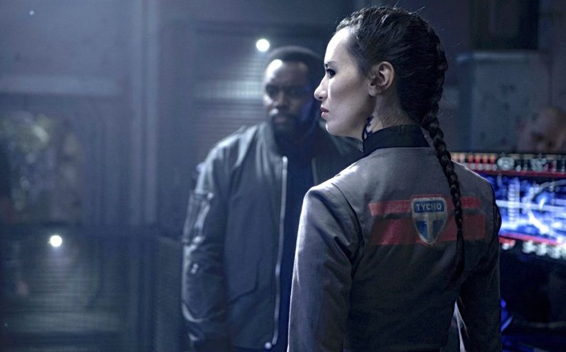 SCI-FI NERD - Genre TV - The Expanse: A Review And Recap Season 2, Episode 8 - Pyre