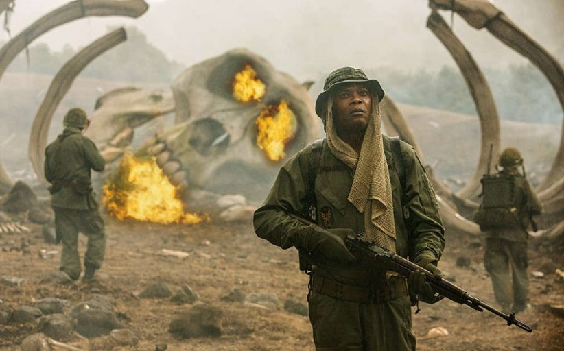 KONG: SKULL ISLAND -- Movie Review
