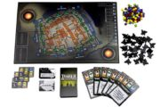 WizKids Announces  Tower of London Board Game coming soon