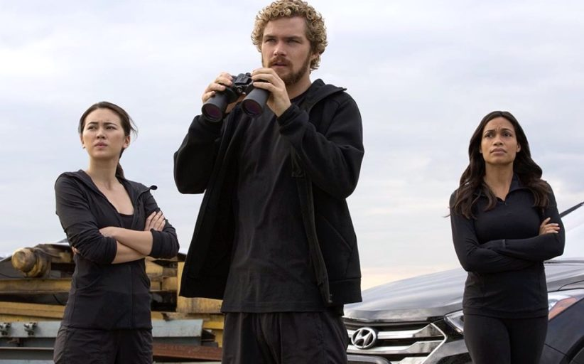 SCI-FI NERD - Binge Watch - Marvel's Iron Fist (2017): The First Season Lacked Punch