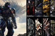 SCI-FI NERD - Future  Films - Transformers; The Last Knight: The Dinobots Roar In A New Trailer