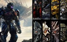 Transformers: The Last Knight - The Dinobots Roar In A New Trailer