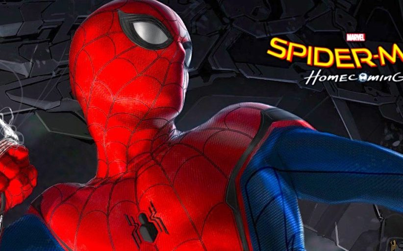 SCI-FI NERD - Future Films - Spiderman Homecoming: The New Trailer Has Landed And You Can See It Here