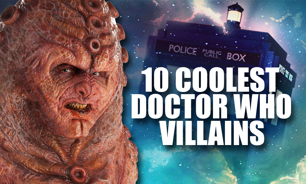 10 Coolest Doctor Who
