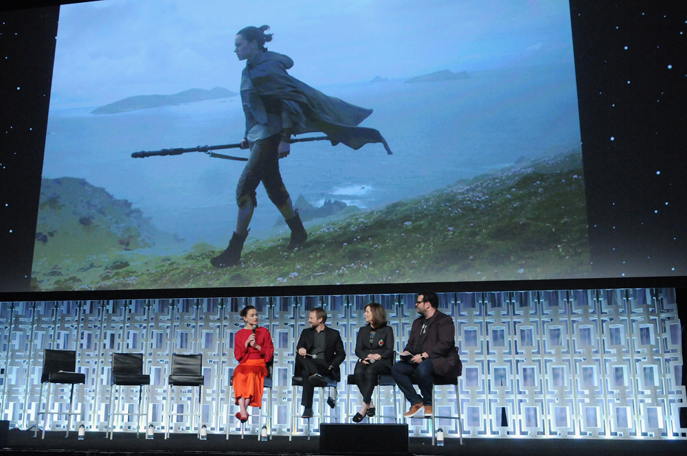 Star Wars: The Last Jedi - Panel