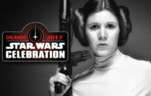 STAR WARS CELEBRATION: CARRIE FISHER TRIBUTE