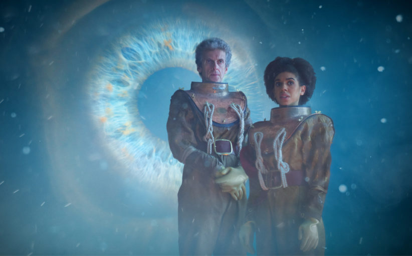 DOCTOR WHO: THIN ICE - IMAGES, TEASER, AND CLIP!