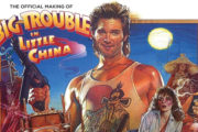 The Official Making Of Big Trouble In Little China: Book Review