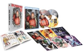 ONE-PUNCH MAN Coming to Home Media