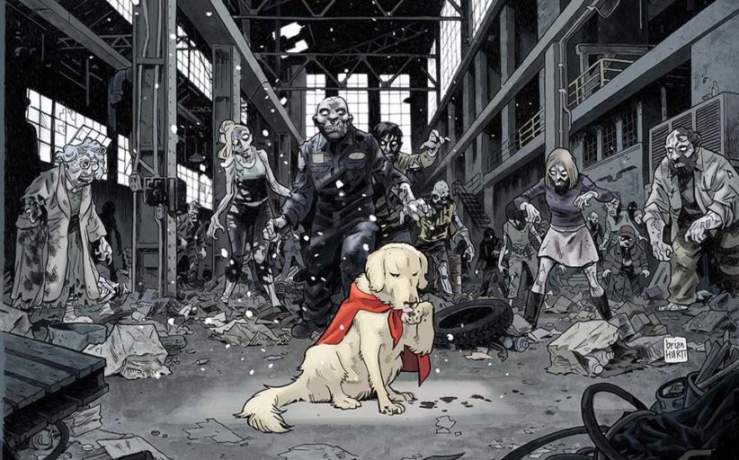 New Comic Book Series Based on the Hit Board Game Dead of Winter
