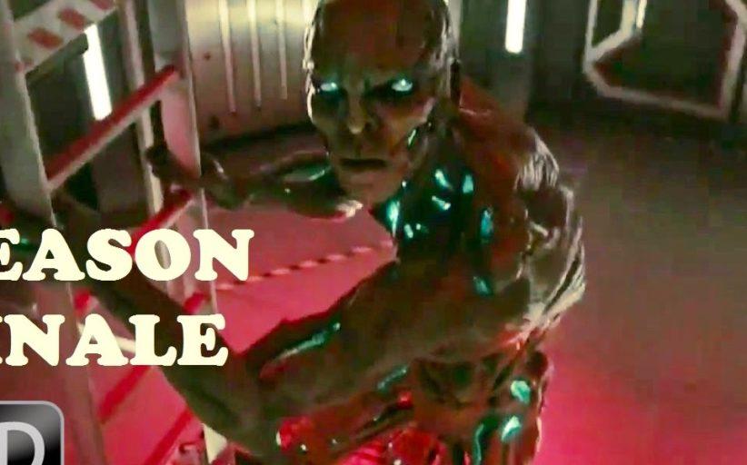 SCI-FI NERD - Genre TV - The Expanse: A Recap And Review OF Episode 13, Season 2 - Caliban's War