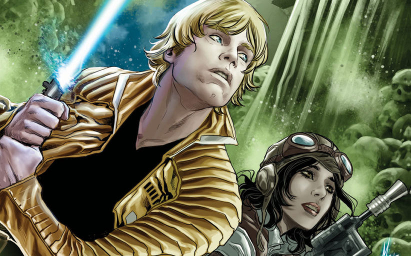 STAR WARS: THE SCREAMING CITADEL #1 – First Look At The New Epic Crossover!