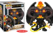 Funko Unleashes Lord of the Rings Pops