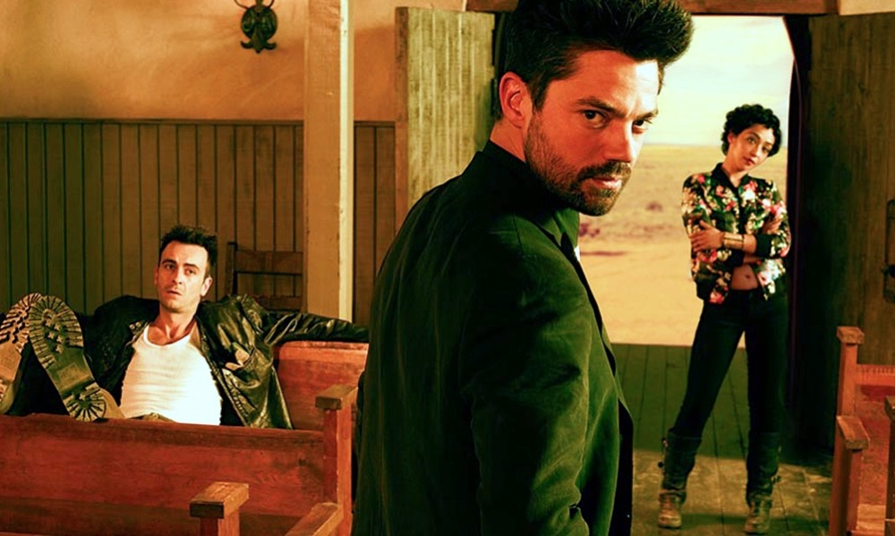 Preacher: Season 2 First Teaser Has Landed