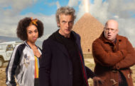 DOCTOR WHO: THE PYRAMID AT THE END OF THE WORLD - IMAGES, CLIP, AND TRAILER