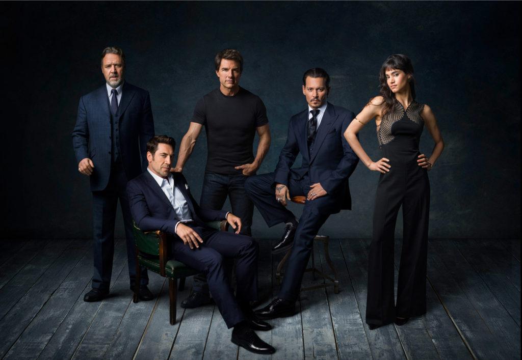 Dark Universe Actors