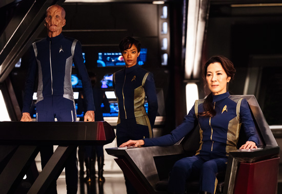 Star TRek Discovery - Bridge