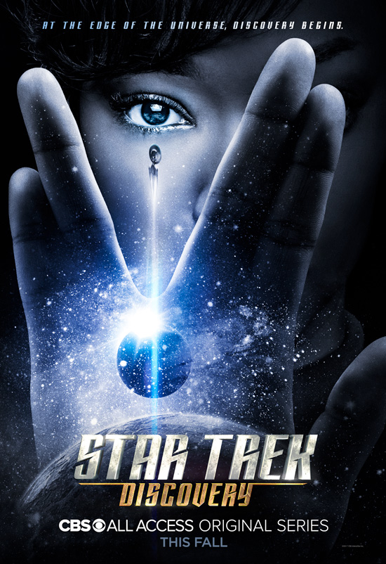 Star Trek Discovery - Key Art